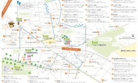 江古田MAP作りました!