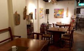 Cafe FLYING TEAPOT[喫茶店・ギャラリー]