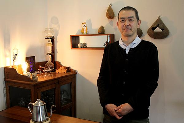 珈琲豆の清水屋