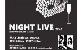 ライブ|Ikumi&Takuma Night Live vol.7