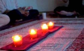 最後に瞑想を愉しむ会