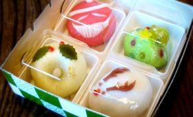 クリスマス限定★可愛い上生菓子BOX